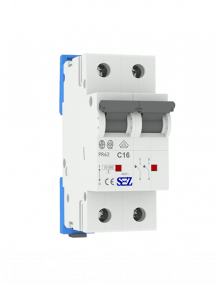 Circuit breaker  PR122-C 125A/ 2P (10kA)